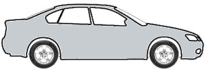 Silver Metallic  touch up paint for 1987 Oldsmobile All Models