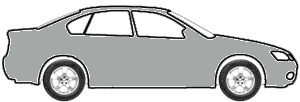 Silver Metallic  touch up paint for 1989 Oldsmobile All Models