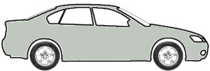 Silver Steel Gray Metallic  touch up paint for 2007 GMC Denali