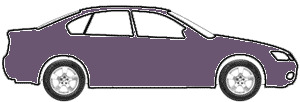 Slate Violet Metallic  touch up paint for 1991 Isuzu Rodeo