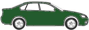 Smaragd Green Metallic touch up paint for 2018 Mercedes-Benz C-Class