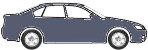 Sonic Blue Metallic  touch up paint for 2012 Chevrolet Corvette