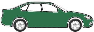 Sumatra Green touch up paint for 1973 Volkswagen Sedan