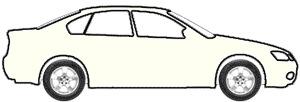 Summit White touch up paint for 1989 Mitsubishi Montero