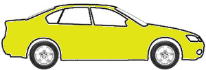 Super Fly Yellow 231 233 Touch Up Paint For 1997 Lamborghini All