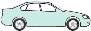 Surf Green touch up paint for 1958 Oldsmobile All Models