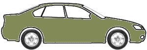 Tarragan Green Metallic  touch up paint for 2005 Saturn L-Series Wagon