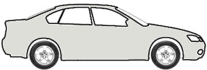 Titan Silver (matt) touch up paint for 2018 BMW 6 Series