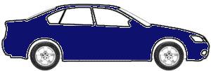 Ultramarine Blue Metallic  touch up paint for 1996 Dodge Colt