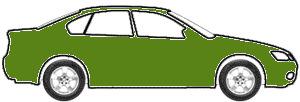 Viper Green Metallic  touch up paint for 1975 Volkswagen Super Beetle