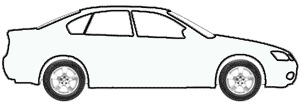 White touch up paint for 1992 Chevrolet S Series