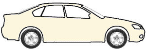 White (Cotillion) touch up paint for 1989 Oldsmobile All Models