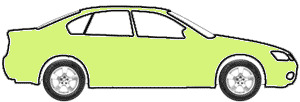 Yellow Green Effect  touch up paint for 2007 Chevrolet Aveo