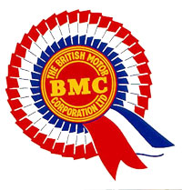 Logo for BMC. BMC Spray Paint Cans Are Sold By PaintScratch.com.