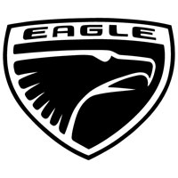 Logo for Eagle. Eagle Spray Paint From PaintScratch.