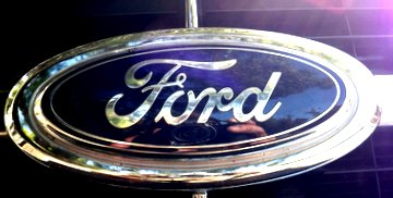 Ford Logo. PaintScratch sells Ford Touch Up Paint Pens.