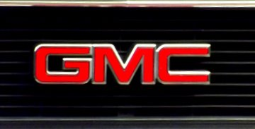 The GMC Logo. PaintScratch Sells GMC Touch Up Paint Pens.