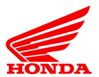Honda-Motorcycle Logo. PaintScratch has Honda-Motorcycle Touch Up Paint Pens.