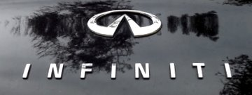 The Infiniti Logo. PaintScratch Sells Infiniti Touch Up Paint Pens.