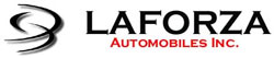 Laforza Logo. PaintScratch provides Laforza Touch Up Paint Pens.