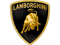 Lamborghini Logo. Paint Scratch has Lamborghini Touch Up Paint Pens.