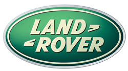 Land-Rover Logo. PaintScratch sells Land-Rover Touch Up Paint Pens.