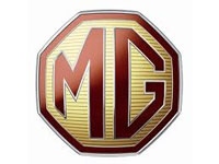 MG Logo. Paint Scratch has MG Touch Up Paint Pens.