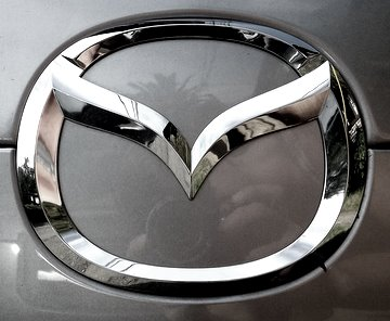 Mazda Logo. Buy a Mazda Touch Up Paint Pen Here.