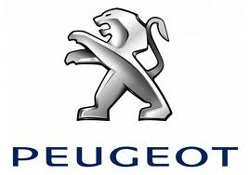 Logo for Peugeot. Peugeot Spray Paint  PaintScratch.