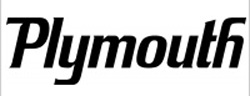 Plymouth Logo. Plymouth Spray Paint Cans  PaintScratch.com.