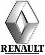 Logo for Renault. Renault Spray Paint and Accessories Sold By Paint Scratch.