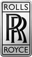 Rolls-Royce Logo. PaintScratch has Rolls-Royce Touch Up Paint Pens.