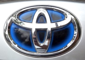 Toyota Logo. Paintscratch Sells Toyota Spray Paint.