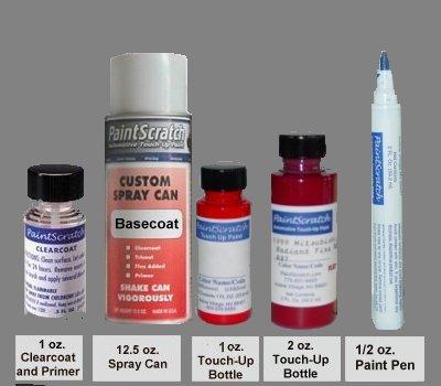 Touch Up Paint Pricing - PaintScratch com