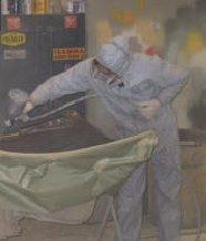 paint safely